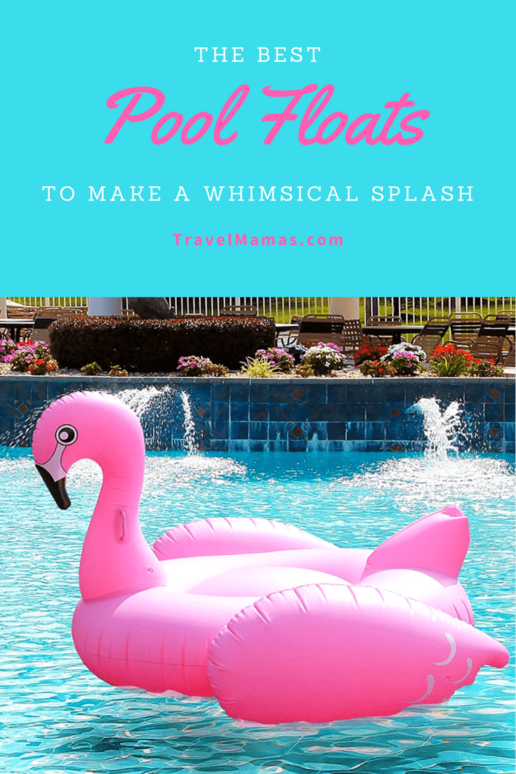 Best Pool Floats to Make a Whimsical Splash