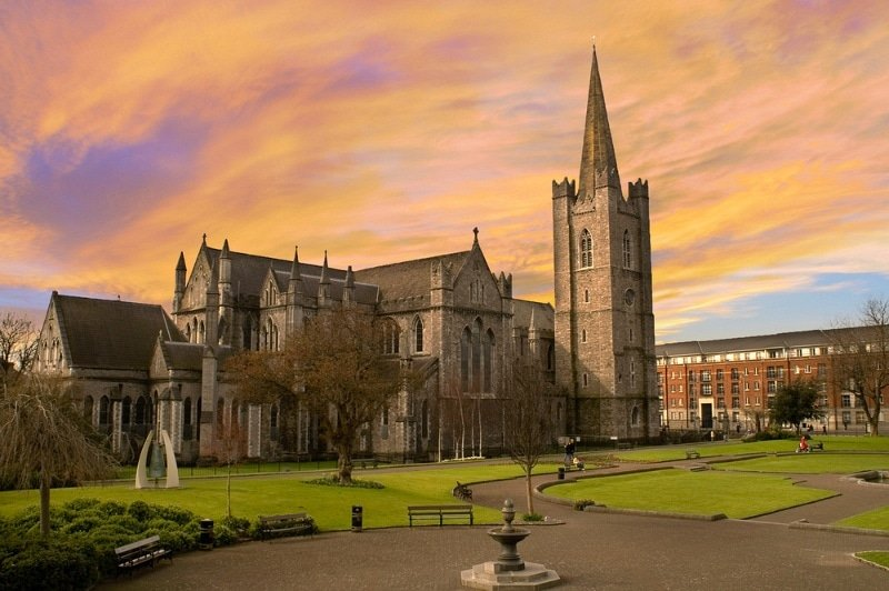 St. Patrick's Cathedral ~ How to Spend a Perfect Day in Dublin, Ireland