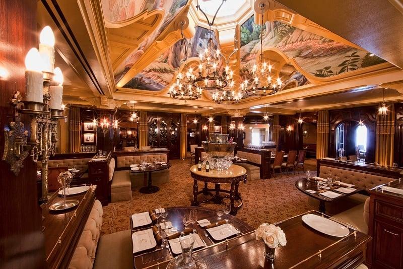 Carthay Circle Restaurant at Disney California Adventure Park ~ Disneyland vs Knott's Berry Farm