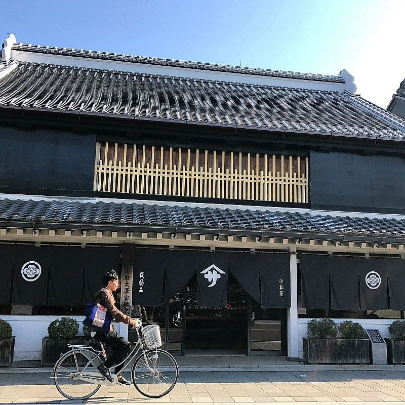 Get a glimpse of old Tokyo in Kawagoe ~ Intriguing Things to Do Near Tokyo