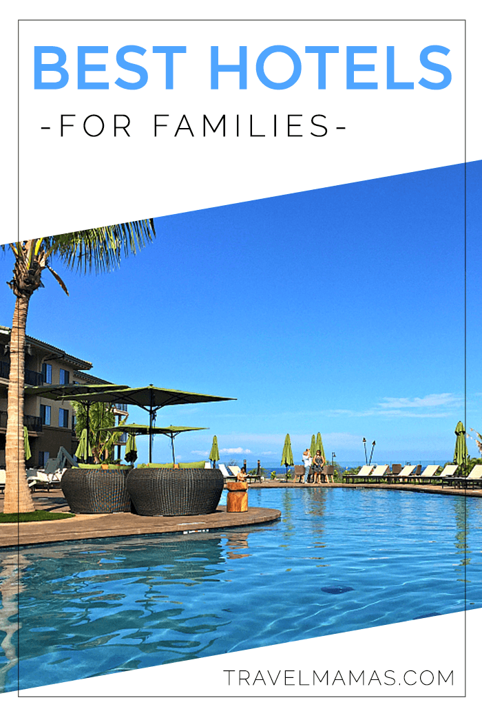 BEST HOTELS FOR FAMILIES ~ From moderate to luxury vacation accommodations, all over the world!