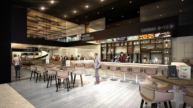 The CMX Theater will feature cocktails and gourmet grab-and-go food ~ 30 Things to Do at Mall of America Besides Shop