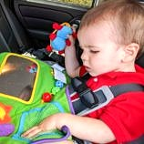 Make Toddler Travel Easier with Star Kids Play-N-Go Tray Table Cover