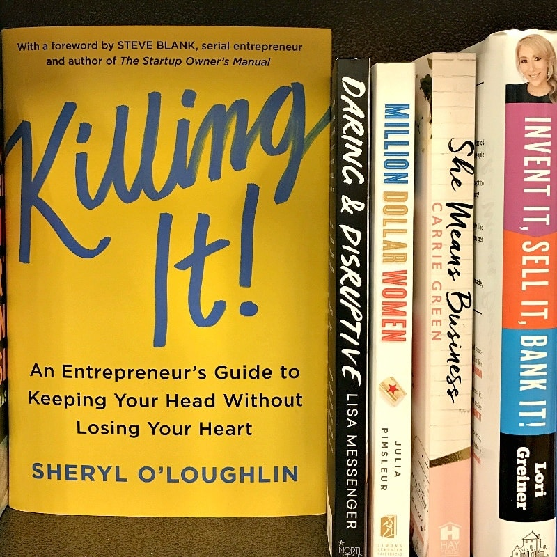 Killing It ~ Best Business Books for Women