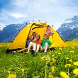 How to camp with kids ~ tips from a family camping expert