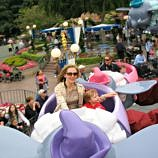 Disneyland rides and attractions for babies and toddlers
