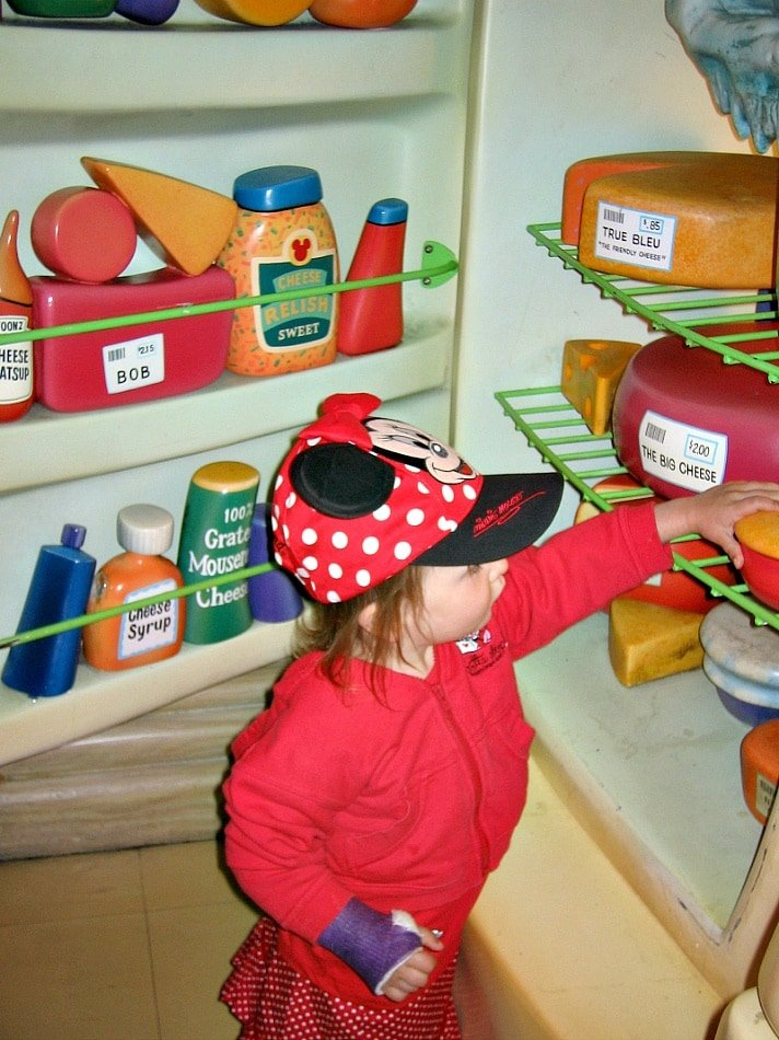 Minnie's House ~ Best Disneyland Rides and Attractions for Babies and Toddlers