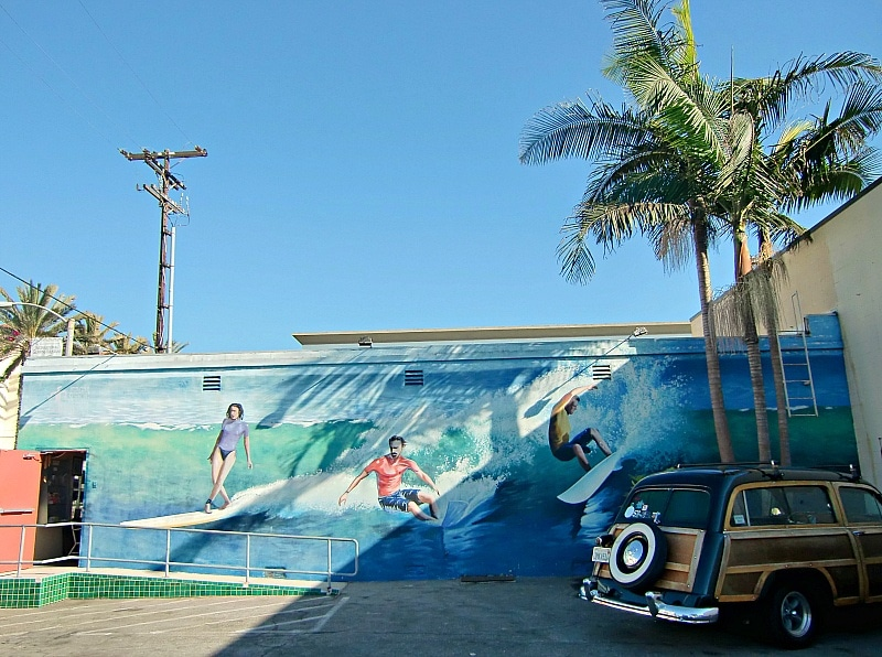 The International Surfing Museum in Huntington Beach with Kids