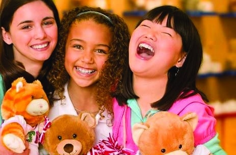 Make a stuffed souvenir at Build-A-Bear ~ 30 Fun Things to Do at Mall of America Besides Shop