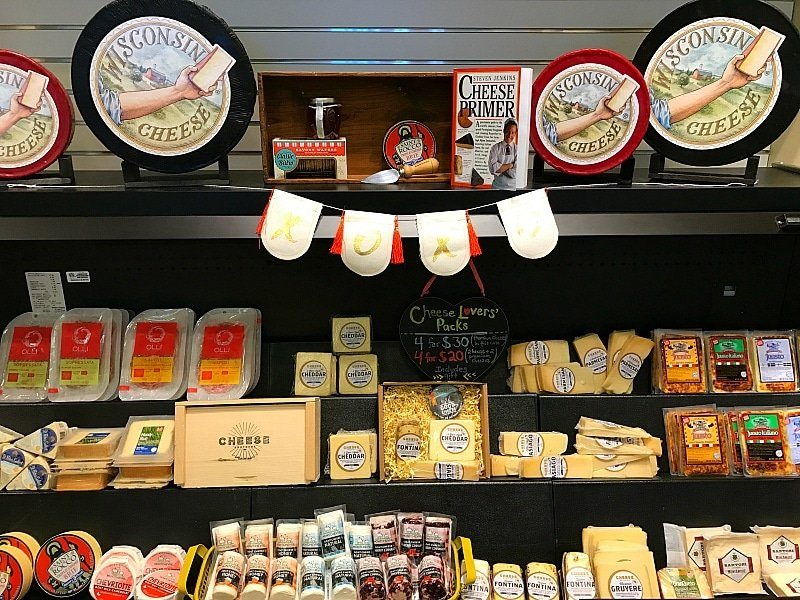 Taste cheese samples at two stores ~ 30 Fun Things to Do at Mall of America Besides Shop