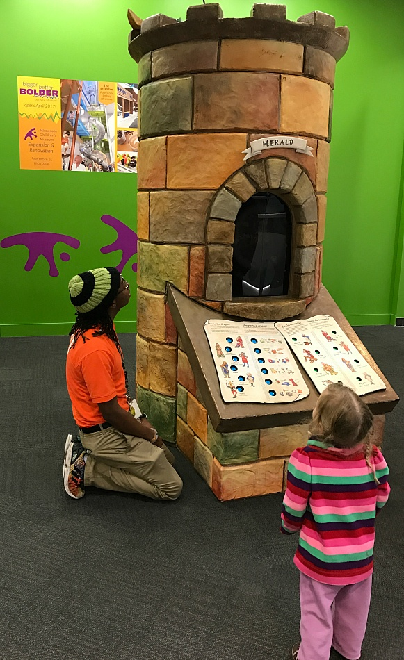 Learning through play at the Minnesota Children's Museum at the Mall of America ~ 30 Fun Things to Do at Mall of America Besides Shop