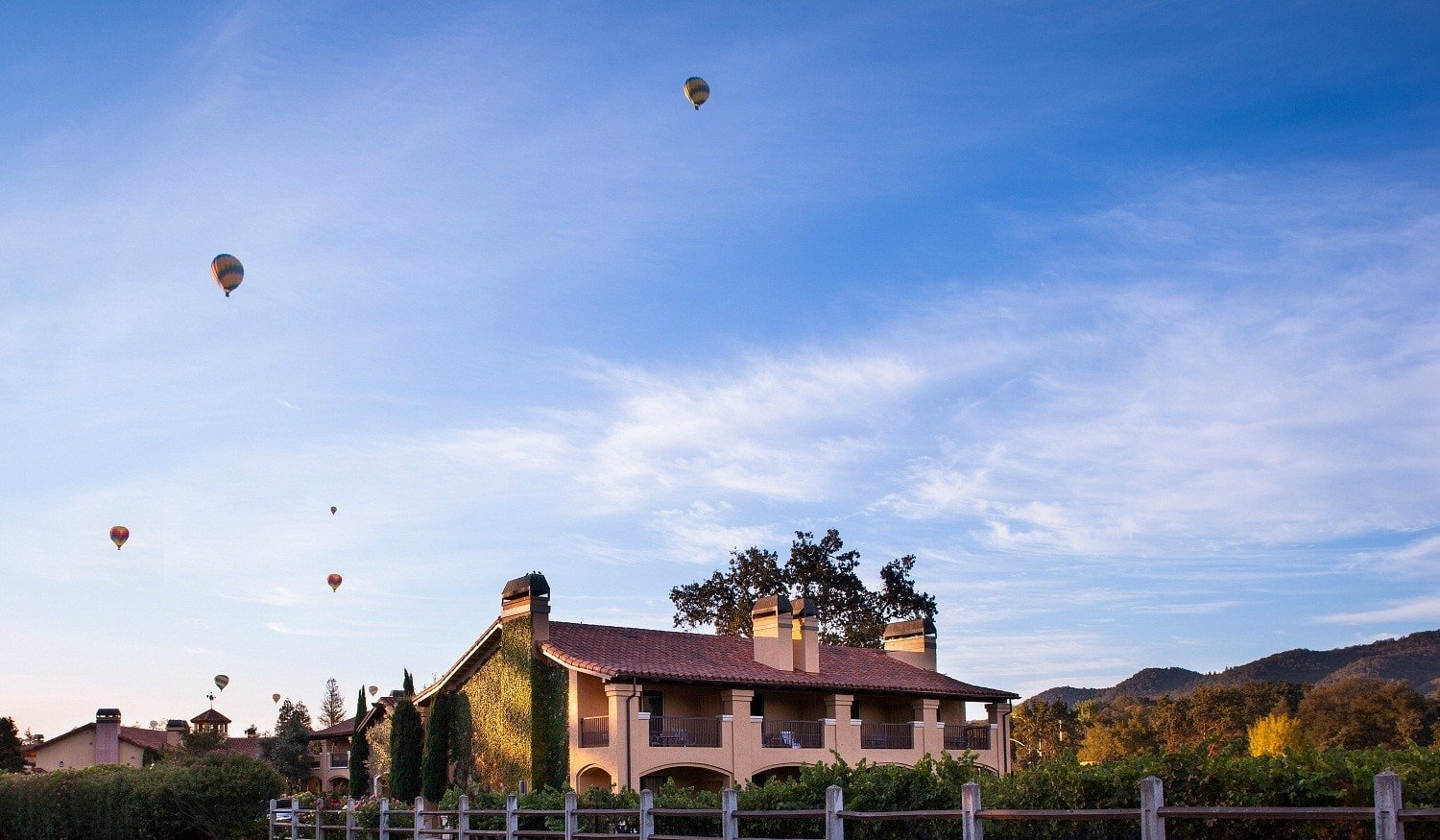 Napa Valley Lodge Mother's Day Hotel Package