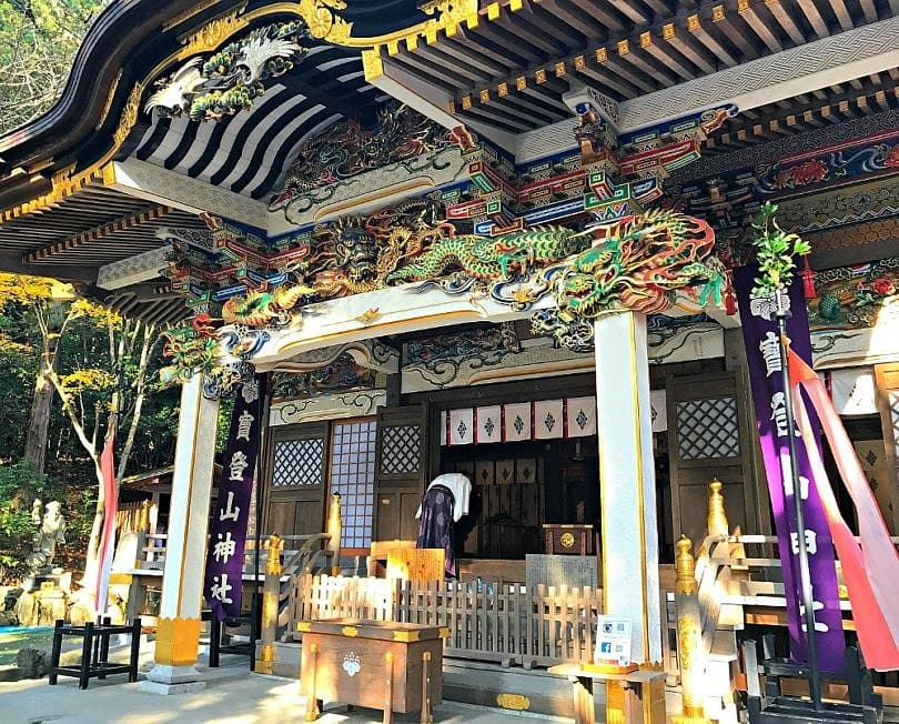 Hodosan Jinja is a Shinto shrine to dogs ~ 10 Intriguing Things to Do Near Tokyo