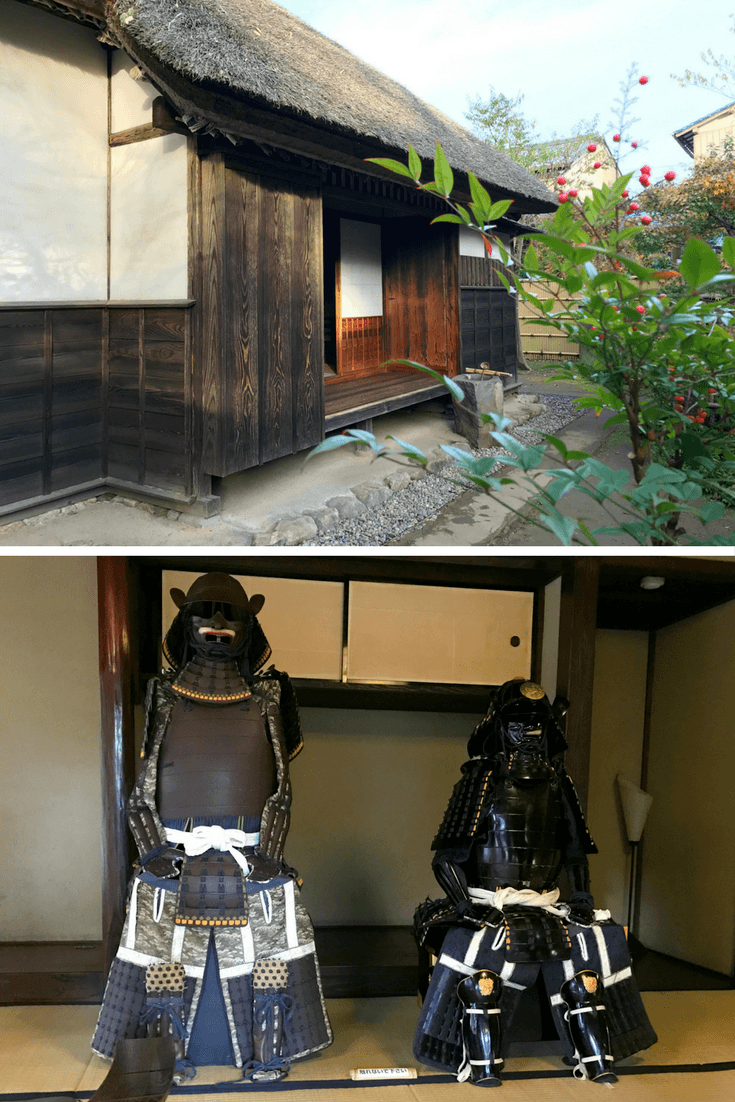 Visit samurai homes to learn more about these Japanese warriors ~ Things to Do Near Tokyo