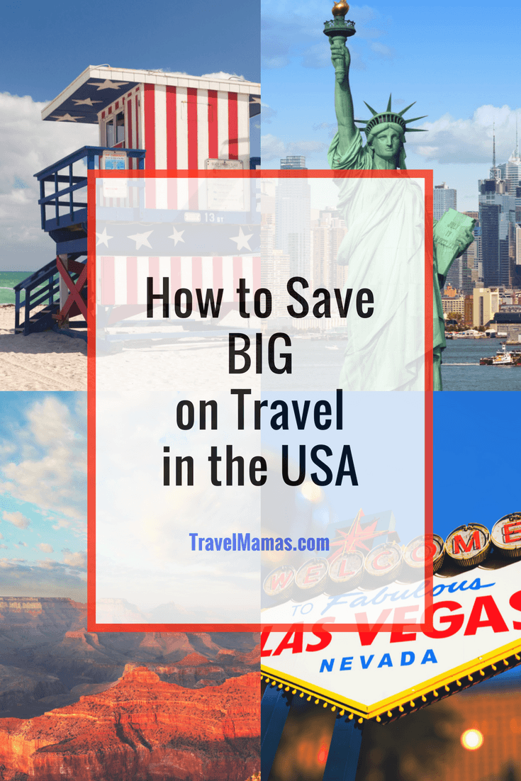 How to Save Big on USA Summer Travel