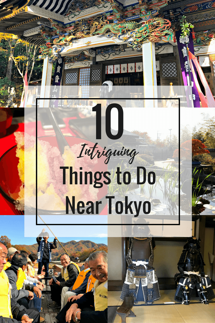 10 Intriguing Things to Do Near Tokyo