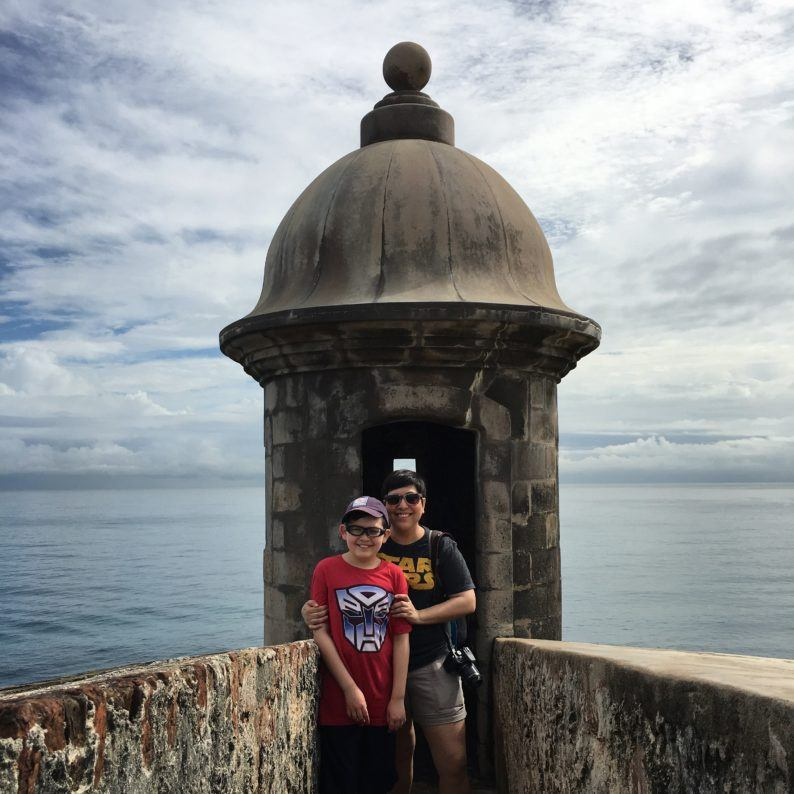El Morro in Old San Juan ~ San Juan with Kids