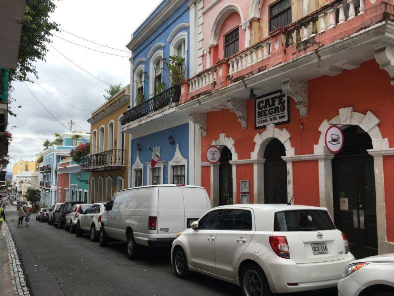 Old San Juan in Puerto Rico ~ San Juan with Kids