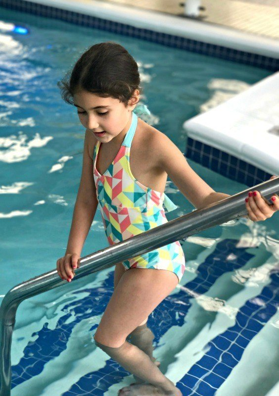 Cruise Wear for Girls - Swimsuit from Tea Collection