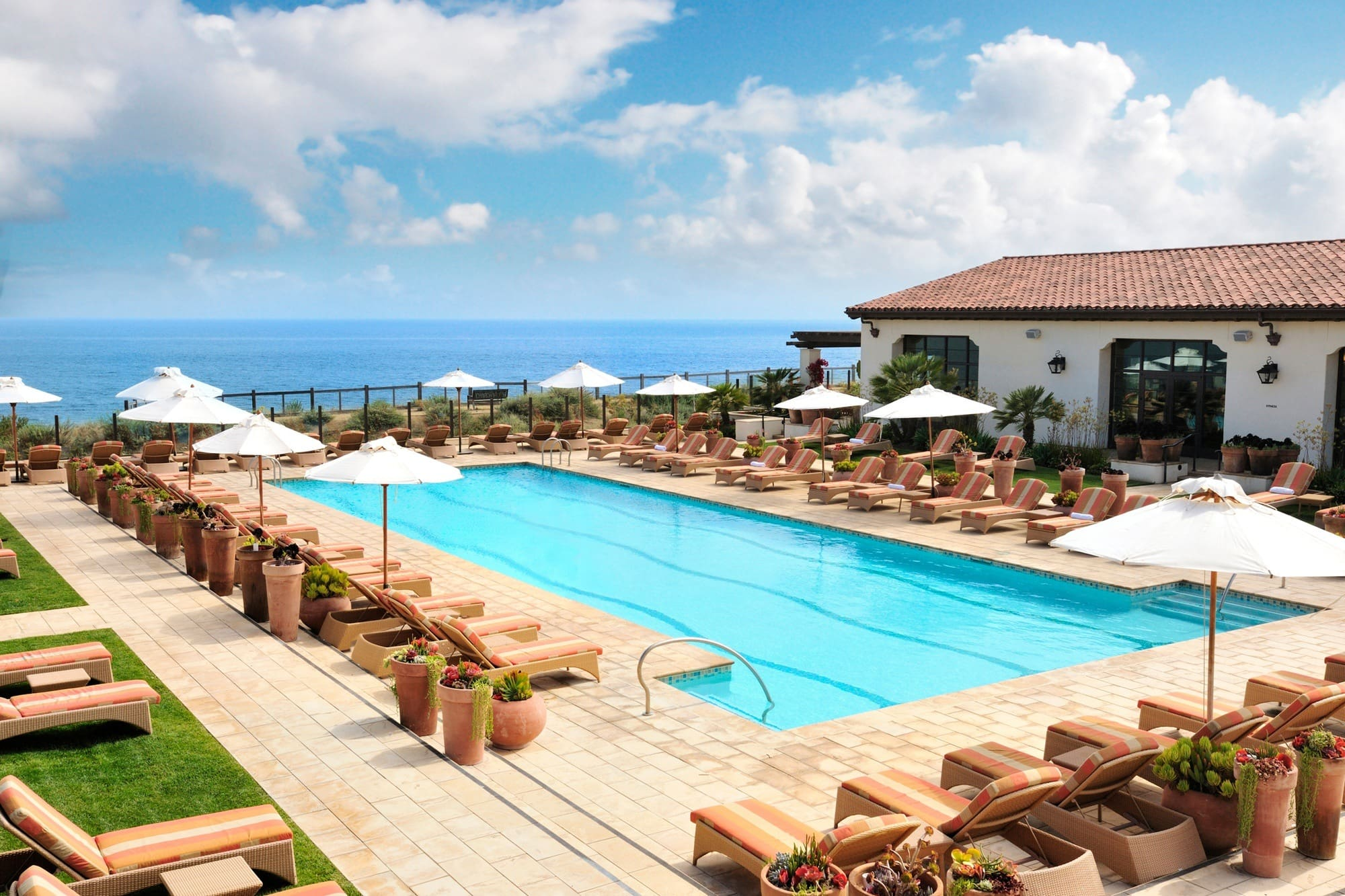 Best hotel spa pools