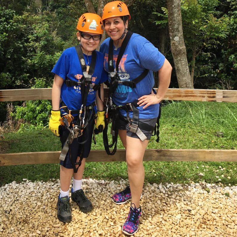 Toroverde Adventure Park in Orocovis Puerto Rico ~ San Juan with Kids