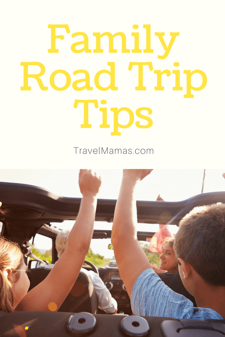 Family road trip tips for a fun and stress-free vacation with kids
