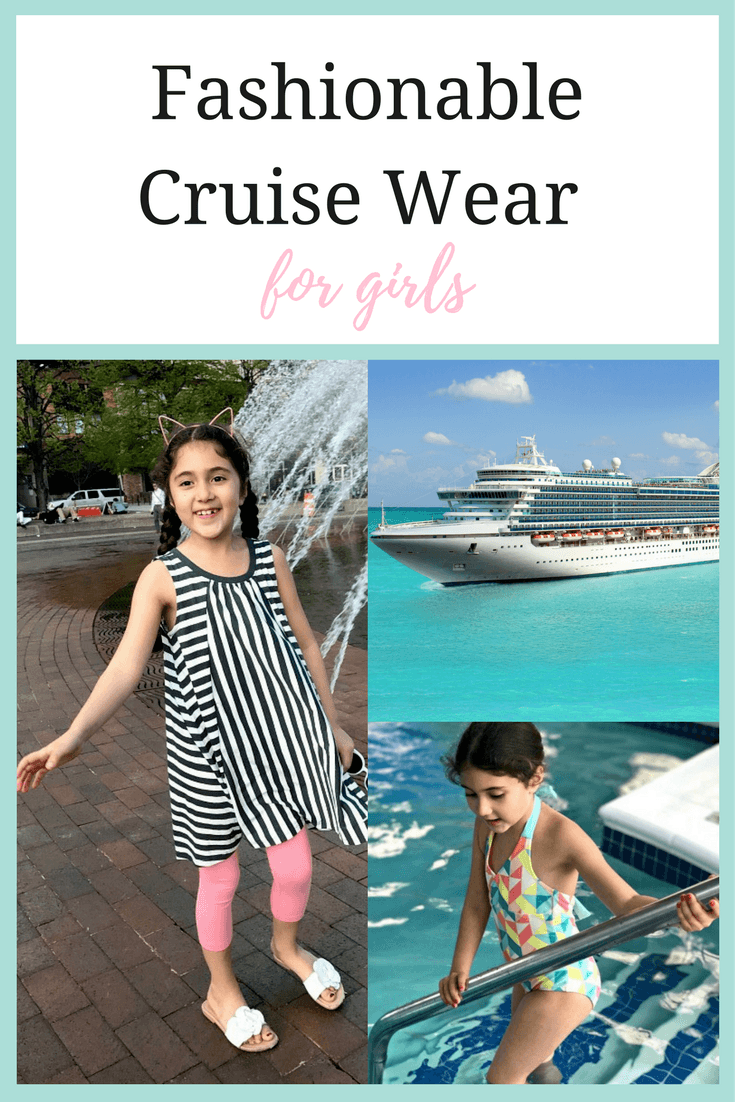 Fashionable Cruise Wear for Girls