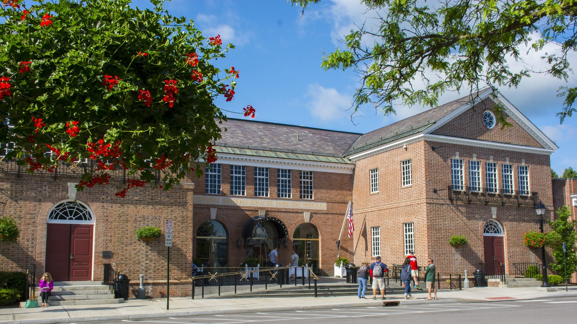 Dad will love exploring the Baseball Hall of Fame with Otesaga Resort Hotel's Baseball VIP Experience Package ~ Father's Day Hotel Packages to Celebrate Dad