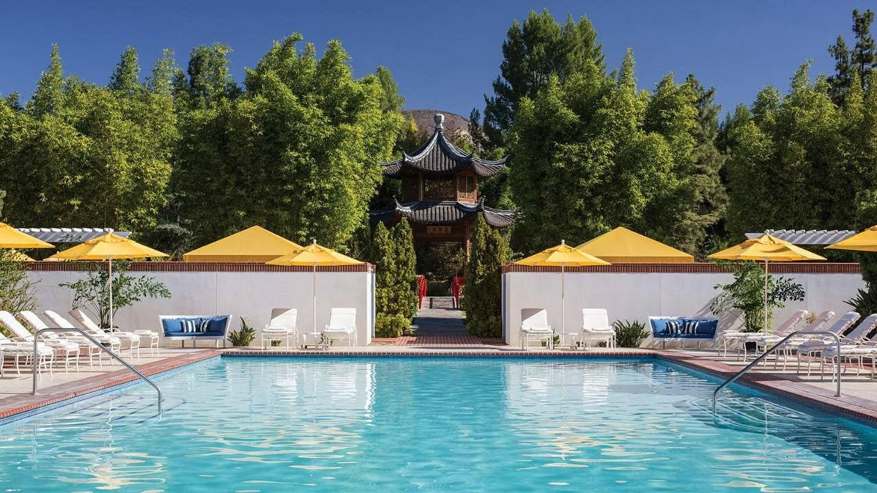 The Serenity Spa Pool at Four Seasons Westlake Village