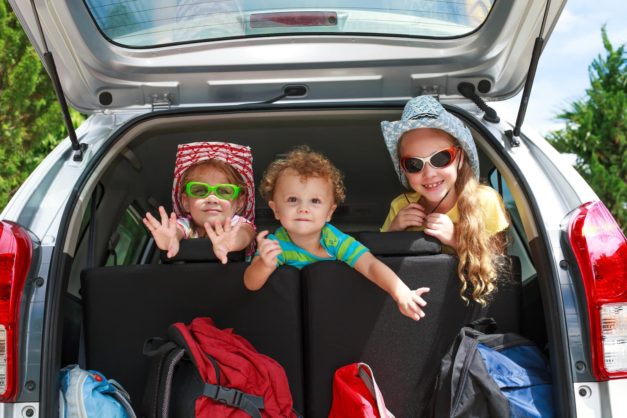 The right toys make car trips with kids so much more fun for everyone! ~ Best Toys for Car Trips with Kids