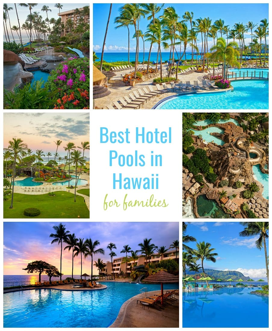 Best Hotel Pools in Hawaii for Families