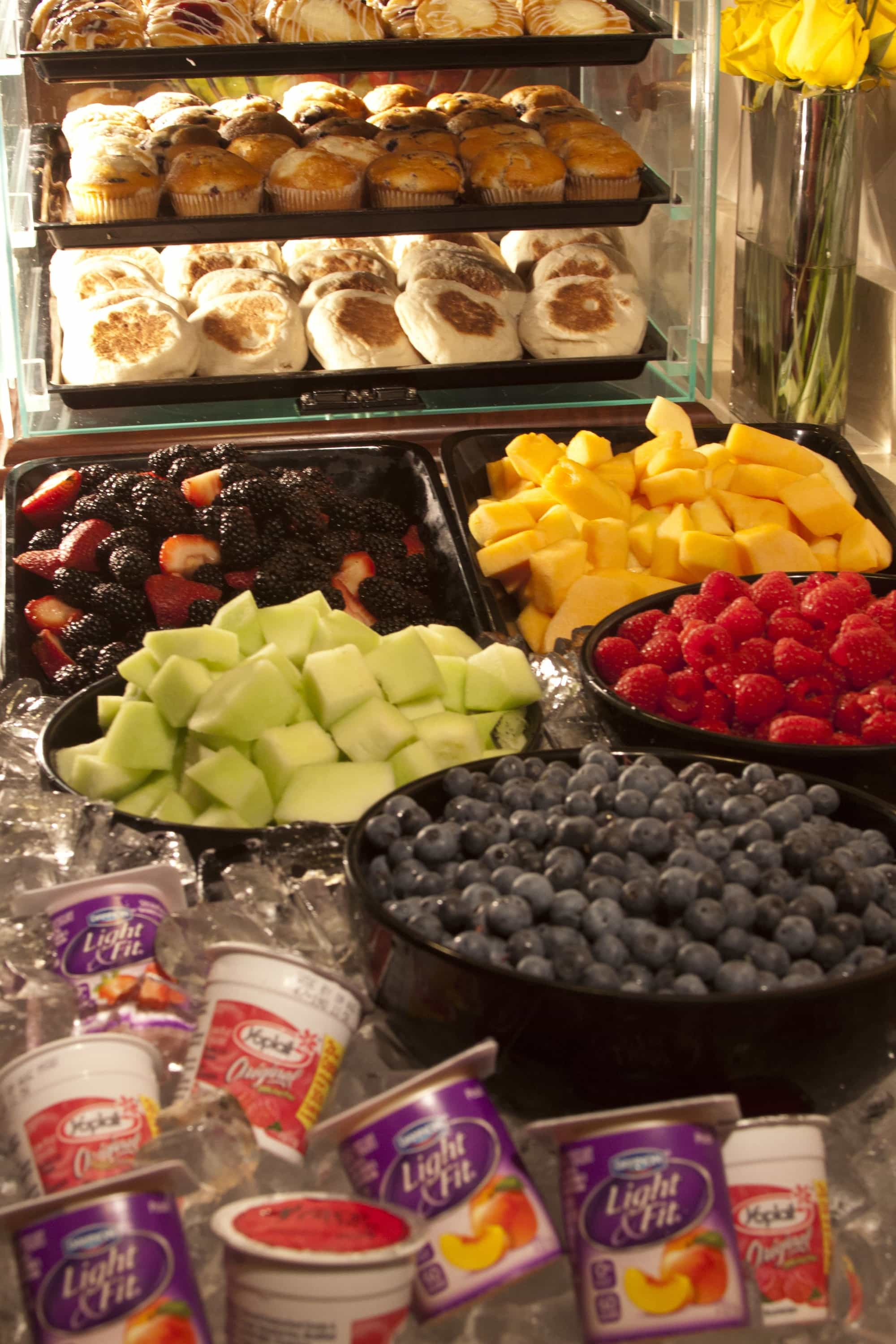 Breakfast is the most important meal of the day...especially at Embassy Suites Huntsville!
