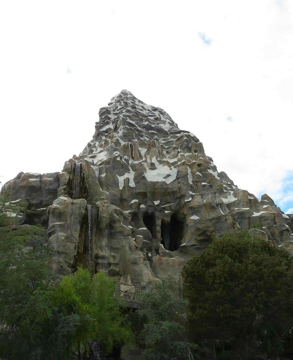 Beware of the Yeti on Matterhorn ~ 17 Scariest Rides at Disneyland