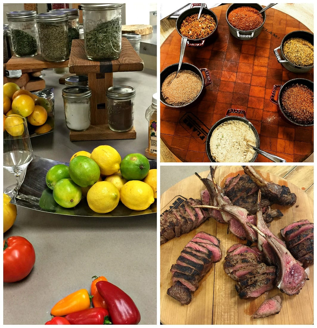 Spice Rub Class at Four Seasons Vail ~ 14 Fantastic Things to Do in Vail in Summer