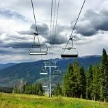 vail summer chairlift