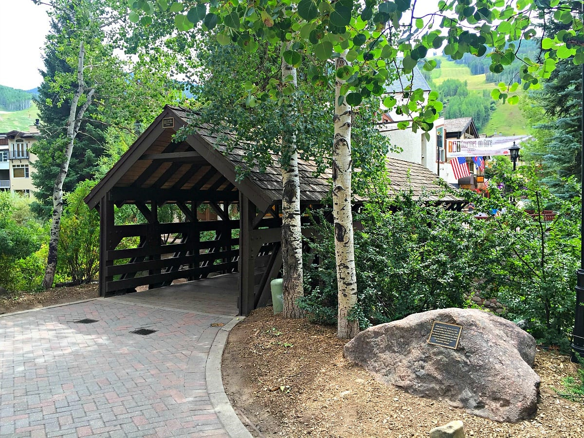 Explore Vail Village by foot, bike or Segway in summer in Vail