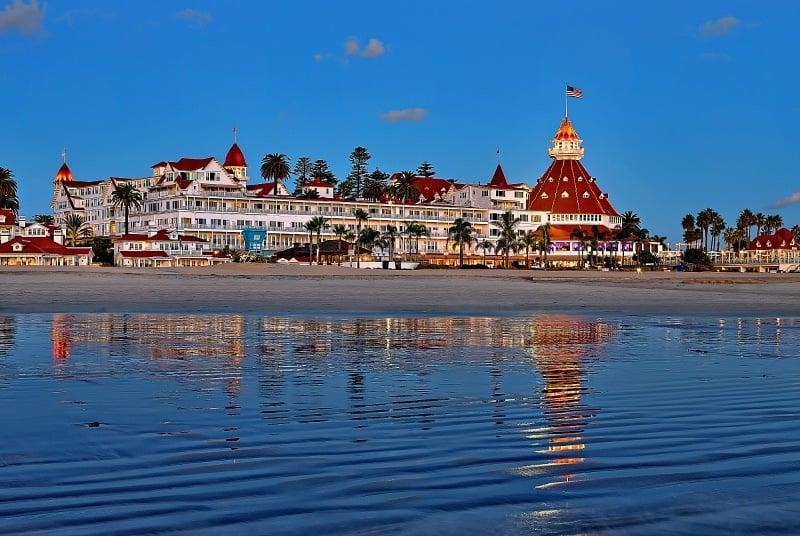 Hotel del Coronado ~ 10 Best Beach Hotels for Kids