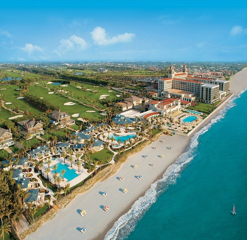 The Breakers Palm Beach ~ 10 Best Beach Hotels for Kids