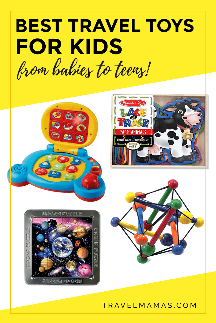 Best Travel Toys For Kids From Babies To Teens Travelmamas Com