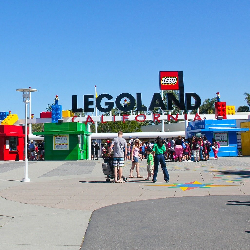 Legoland California is the star of Carlsbad ~ California with kids