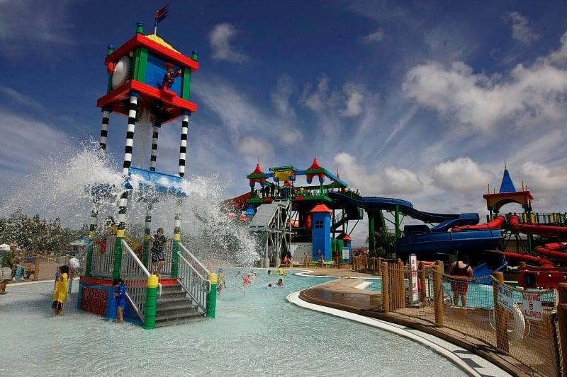 The Joker Soaker ~ Legoland Water Park Tips