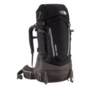 first camping trip backpack