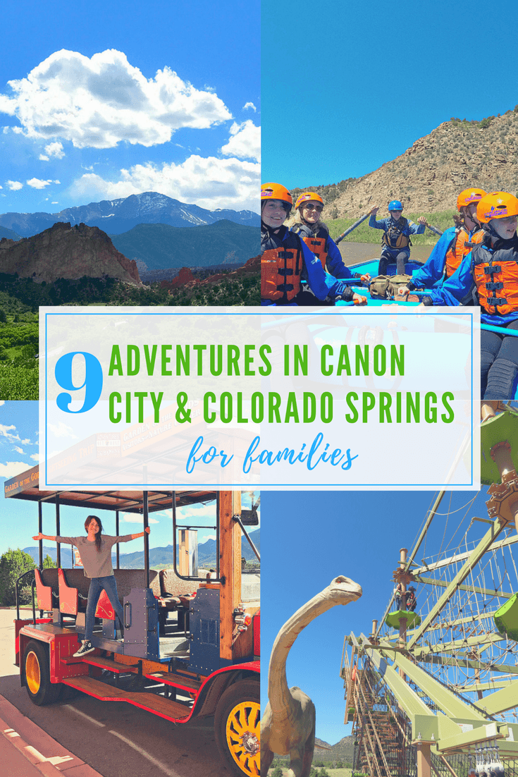 City Of Colorado Springs >> 9 Amazing Adventures In Canon City And Colorado Springs For Families