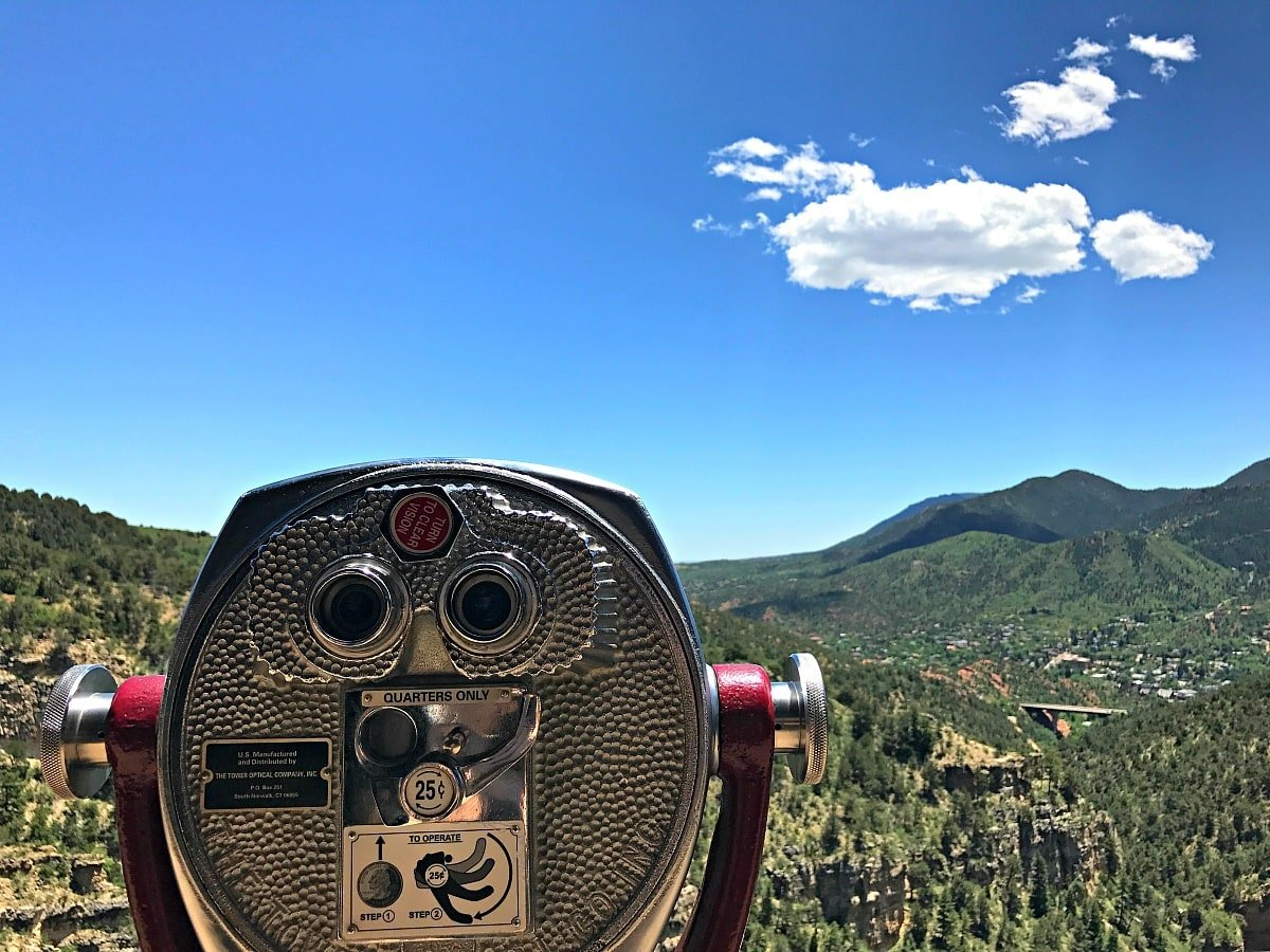 View from the top of Pikes Peak ~ 9 Amazing Adventures in Canon City and Colorado Springs for Families