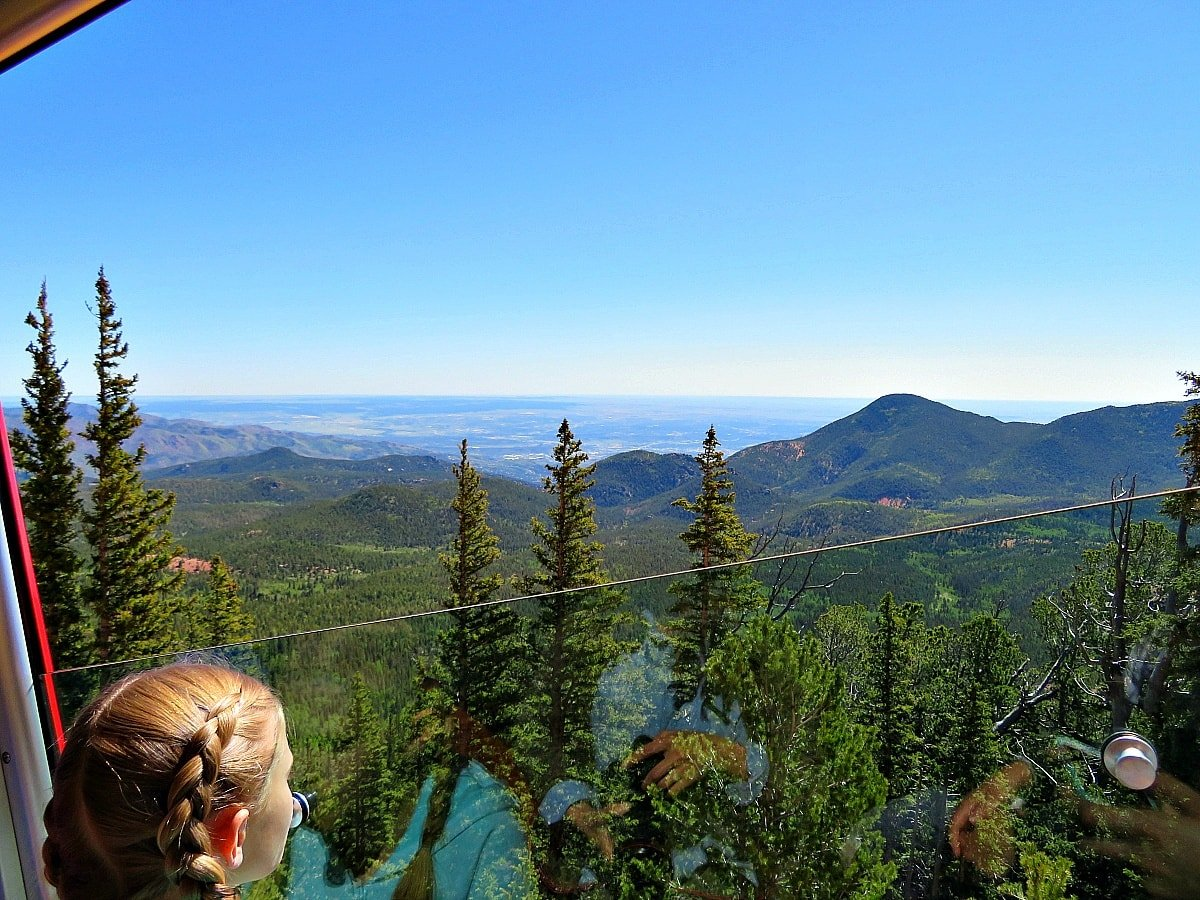 """The view that inspired the lyrics to """"America the Beautiful"""" ~ 9 Amazing Adventures in Canon City and Colorado Springs for Families"""