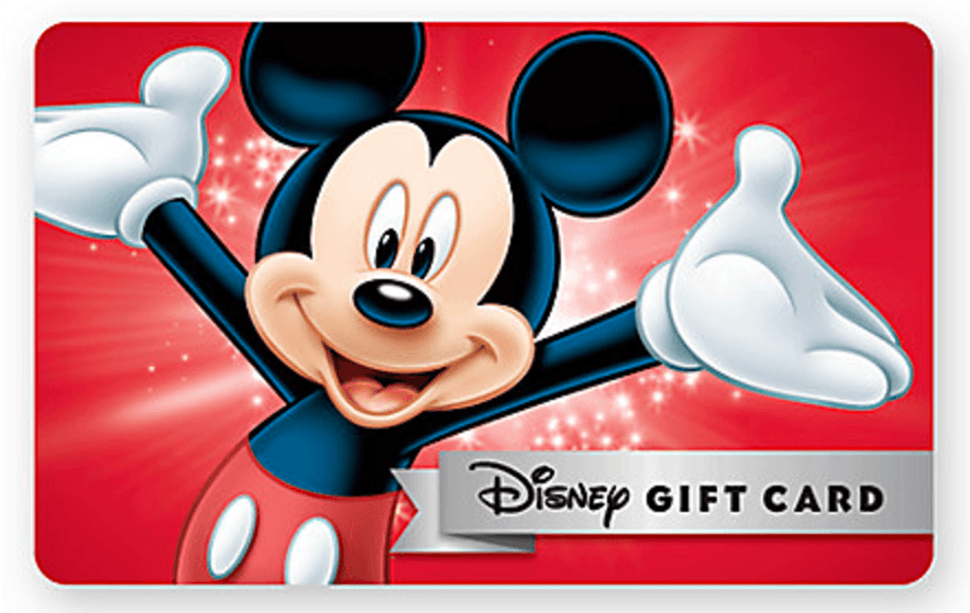 Buy Disney gift cards before your Disney Cruise to avoid over-spending on souvenirs ~ What to pack for a Disney Cruise