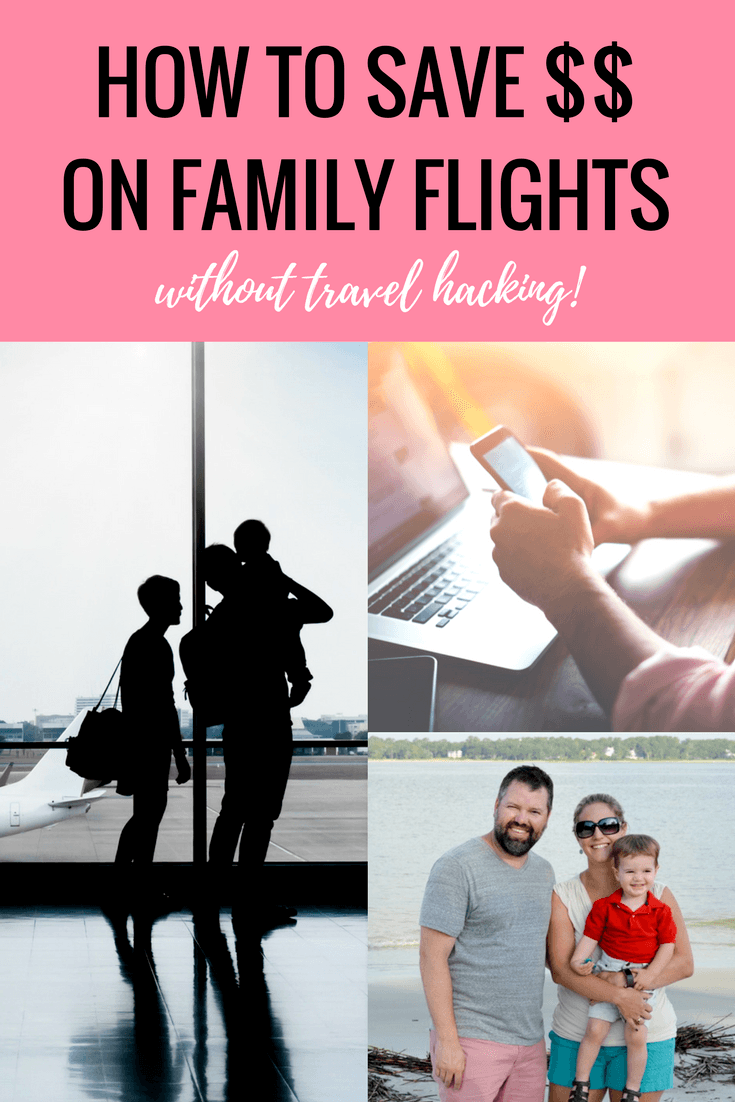 How to save money on flights without travel hacking!