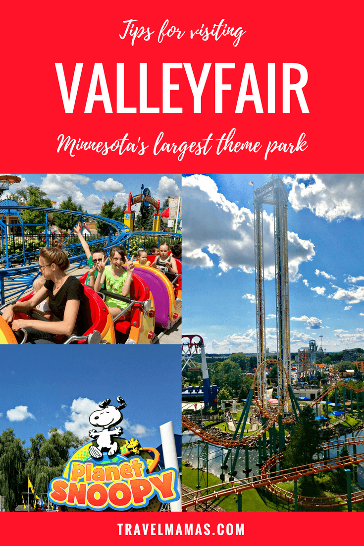 Valleyfair tips to know before you go