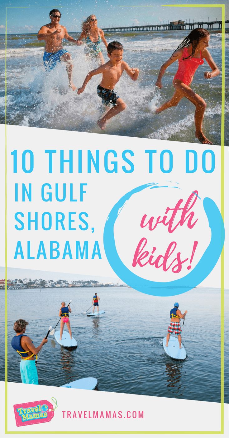 10 Exciting things to do in Gulf Shores, Alabama with kids