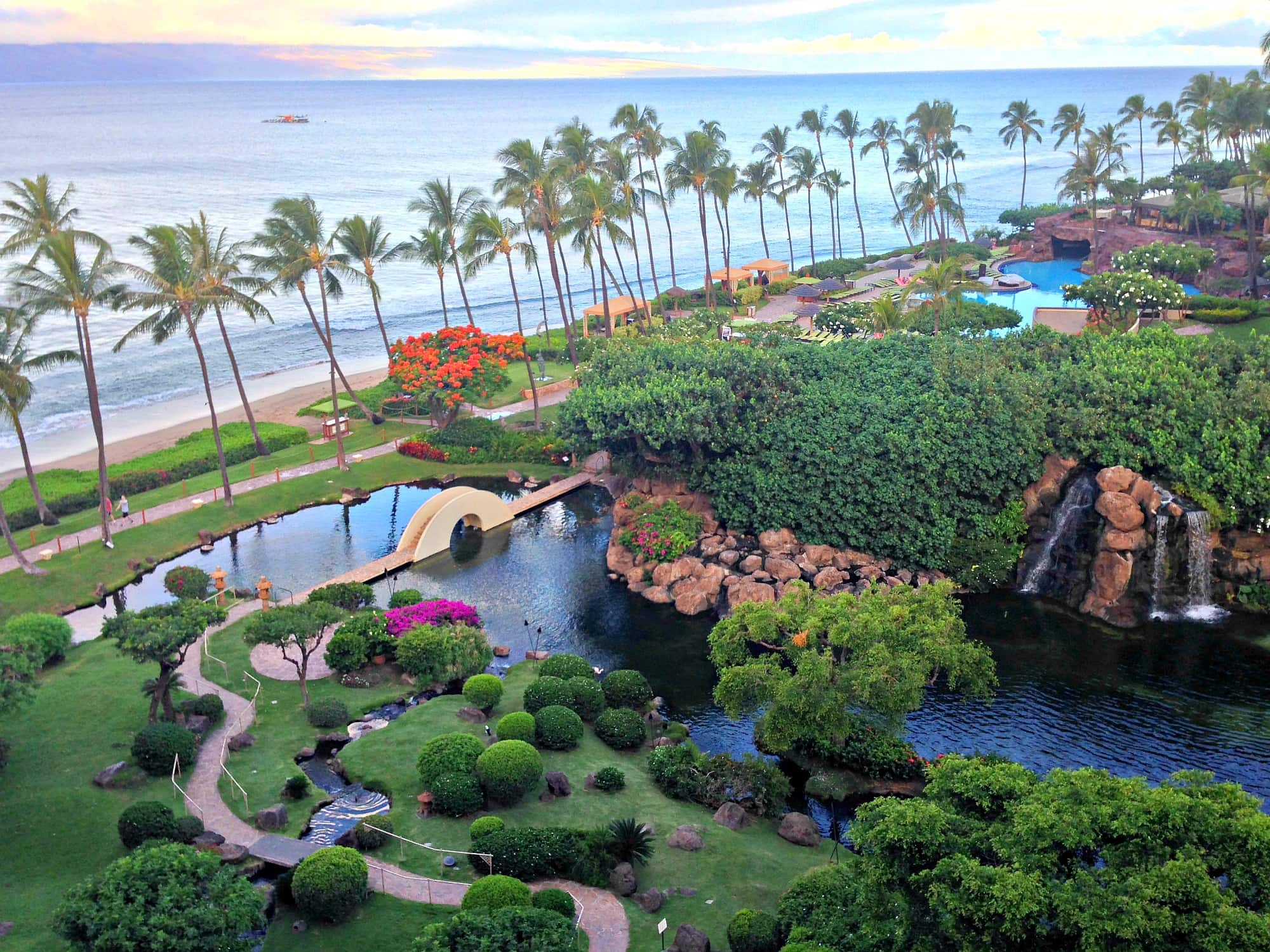 Hyatt Regency Maui with kids